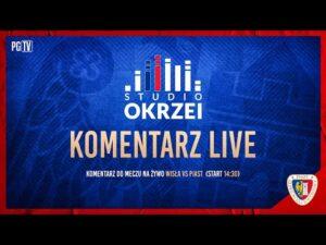 Read more about the article STUDIO OKRZEI | Komentarz do meczu Wisła Kraków – Piast Gliwice  31|01|2021