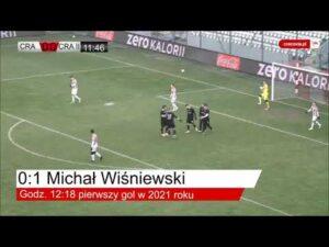 Pierwszy gol w 2021 roku: Michał Wiśniewski, godz. 12:18! [TRENING NOWOROCZNY]