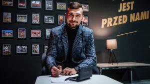 Maksymilian Rozwandowicz na dłużej w ŁKS