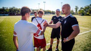 Trener #DlaPrzyszłości – Michał Zientarski