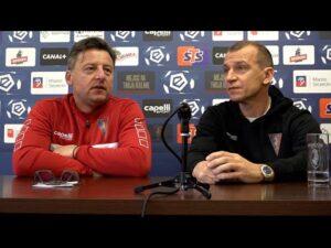 Read more about the article Kosta Runjaic przed meczem z Cracovią