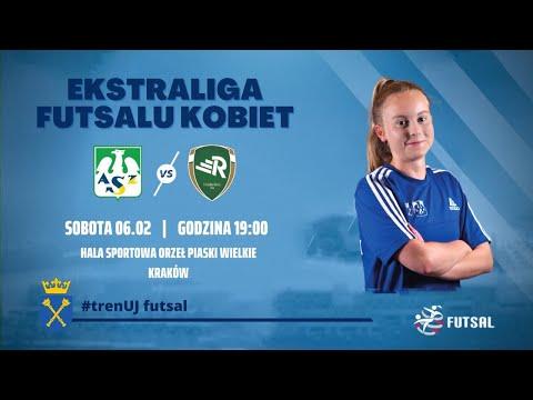 Read more about the article Ekstraliga Futsalu AZS UJ Kraków – Rekord Bielsko Biała