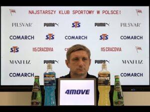 Read more about the article Konferencja przed meczem z Pogonią Szczecin oraz pucharowym meczem z Wartą Poznań (04.02.2021)
