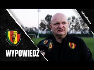 Trener Bartoszek po sparingu z FK Atyrau (04.02.2021)