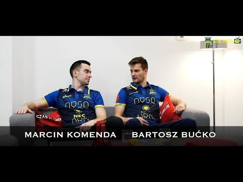 #PoznajStalowca – Marcin Komenda i Bartosz Bućko
