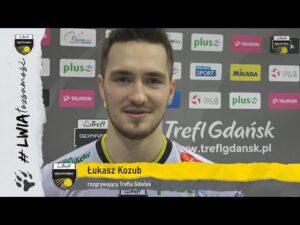 Read more about the article Trener Winiarski oraz Łukasz Kozub po wygranej 3:1 z olsztynianami | Trefl Gdańsk