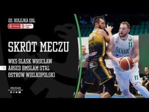 Read more about the article #22 SKRÓT: WKS Śląsk Wrocław – Arged BMSlam Stal Ostrów Wielkopolski 98:97