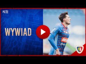 WYWIAD | Michał Żyro po meczu Piast Gliwice – Śląsk Wrocław  2-0 (1-0) 06|02||2021