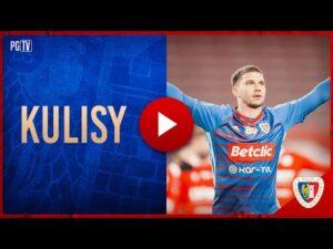Read more about the article KULISY | Fenomenalny powrót! | Wisła – Piast 3-4 (3-2) | 31|01|21
