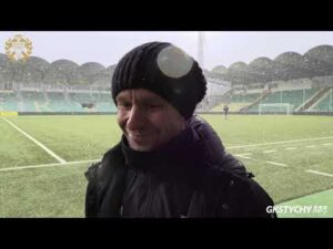 Sparing: Opinia Tomasza Horwata po meczu MŠK Žilina – GKS Tychy 3:2