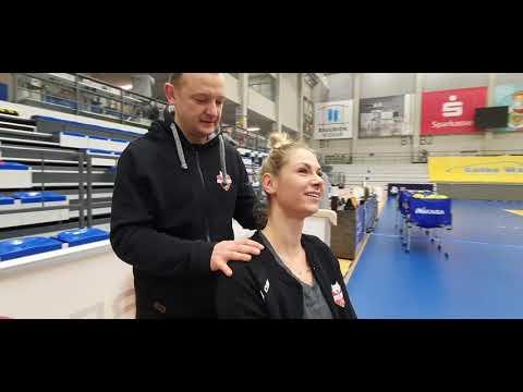 Turniej Ligi Mistrzyń | SCHWERIN | VLOG cz.2 Developres SKYRES Rzeszów