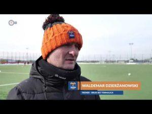 Waldemar Dzierżaniowski po meczu z Puszcza