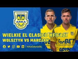 WIELKI POJEDYNEK FIFA21 – MARCJAN VS WOLSZTYN