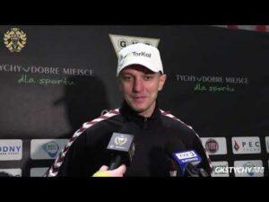 33. kolejka PHL: Wypowiedź Jarosława Rzeszutko po meczu GKS Tychy – Comarch Cracovia 5:1