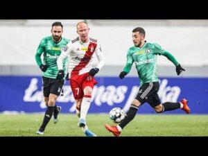PP: ŁKS Łódź – Legia Warszawa 2:3   SKRÓT MECZU