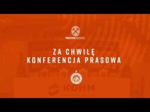 Konferencja prasowa po meczu KGHM Zagłębie Lubin – Chojniczanka Chojnice | LIVE