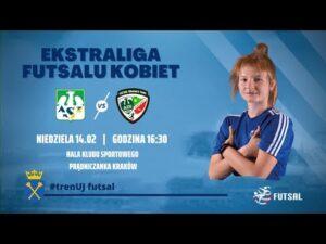Ekstraliga Futsalu AZS UJ Kraków – AZS UEK Słomniczanka Słomniki