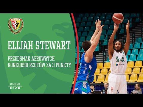 Elijah Stewart – przedsmak Aerowatch Konkursu Rzutów Za 3 Punkty