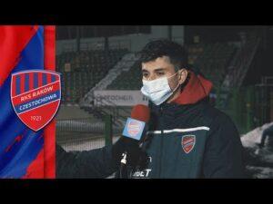 Read more about the article Wywiad z Benem Ledermanem po meczu z Lechią Gdańsk