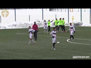 Sparing: Skrót meczu GKS Tychy – Puszcza Niepołomice 1:3