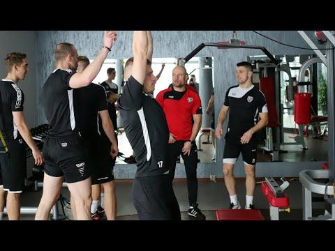 2021-02-14 Zajęcia na siłowni – rozmowa z Marcinem Nawratem