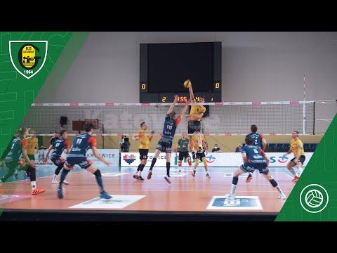 PlusLiga: GKS Katowice – Grupa Azoty ZAKSA Kędzierzyn-Koźle 1:3 (14 02 2021)