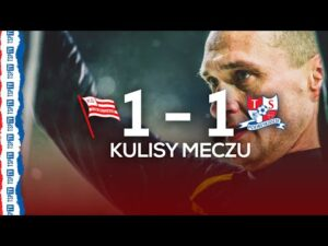 Read more about the article CENTYMETRY OD WYGRANEJ | Kulisy meczu  Cracovią (13.02.21)