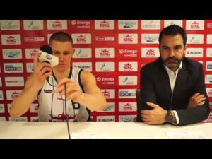 Read more about the article Konferencja po meczu King – Arged BMSlam Stal 77:67