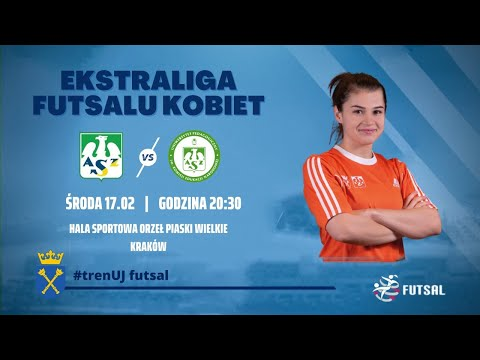 Read more about the article Ekstraliga Futsalu AZS UJ Kraków – AZS UP Wanda Kraków