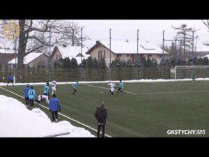 Sparing: Skrót meczu GKS Tychy – Pniówek Pawłowice Śląskie 3:3