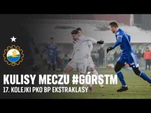 TV Stal: Kulisy meczu #GÓRSTM 17. kolejki PKO BP Ekstraklasy