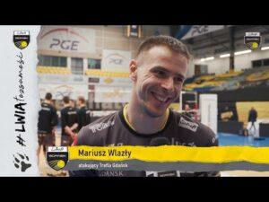 Mariusz Wlazły po awansie do Final Four Pucharu Polski | Trefl Gdańsk