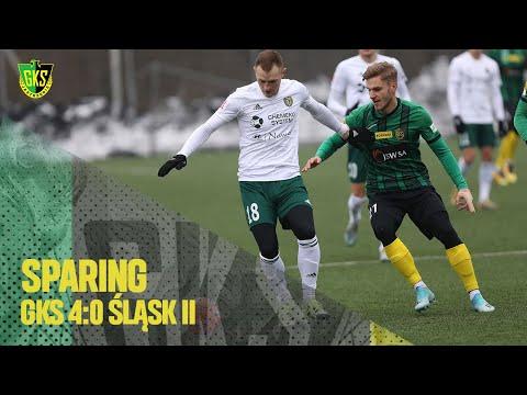 [GKS TV] GKS – Śląsk II 4:0 (bramki, wypowiedzi)