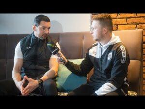 2021-02-19 Trener Dariusz Dudek podsumował 10-dniowe zgrupowanie w Rzeszowie.