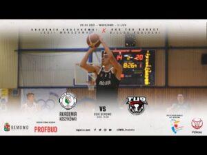 Read more about the article II liga: Legia II Warszawa – Tur Basket Bielsk Podlaski