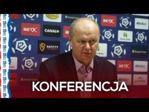 Konferencja prasowa po meczu Podbeskidzie – Jagiellonia | 20.02.21