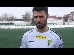 WSPINAĆ SIĘ DO GÓRY | Kamil Rozmus podsumował sparing z Wisłą Sandomierz