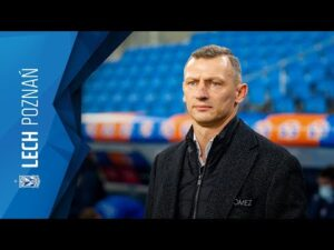 KONFERENCJA prasowa LECHA Poznań po meczu ze ŚLĄSKIEM Wrocław