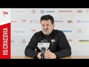 Konferencja trenera Rudolfa Roháčka przed startem fazy play-off PHL 2020/21 (22.02.2021)