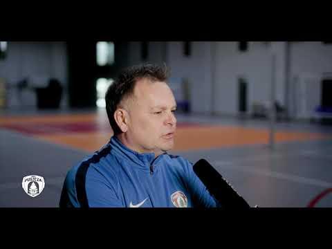Tomasz Tułacz przed startem sezonu ligowego | PUSZCZA TV