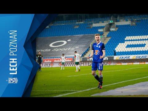 CENNE zwycięstwo i WYMARZONY debiut – kulisy meczu LECH Poznań – ŚLĄSK Wrocław 1:0