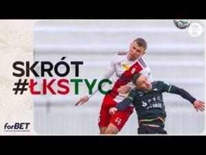 ŁKS Łódź – GKS Tychy 0:3 | SKRÓT MECZU