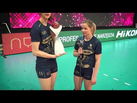 Paulina Maj-Erwardt – Puchar z dedykacją