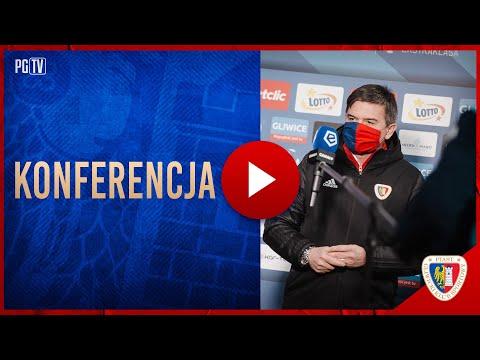KONFERENCJA | Konferencja po meczu Piast – Warta Poznań | 22|02|21