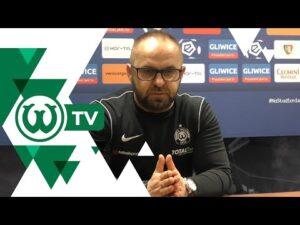 Piotr Tworek po meczu Piast Gliwice – Warta Poznań