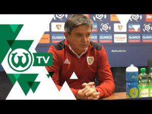 Waldemar Fornalik po meczu Piast Gliwice – Warta Poznań