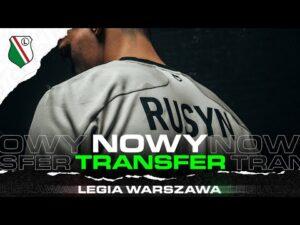 Read more about the article NAZARIJ RUSYN ZAWODNIKIEM LEGII! Zobacz kulisy transferu