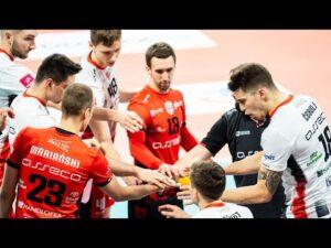 Kulisy meczu z PGE Skrą Bełchatów
