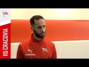 Luís Rocha nowym zawodnikiem Cracovii | Pierwszy wywiad (24.02.2021) [NAPISY PL]
