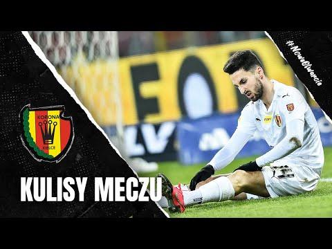 Kulisy meczu Widzew Łódź – Korona Kielce 2:0 (20.02.2021)
